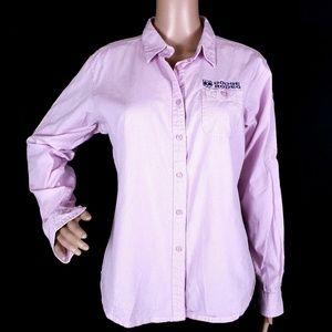 Wrangler Women Button Western Shirt Dodge Rodeo L